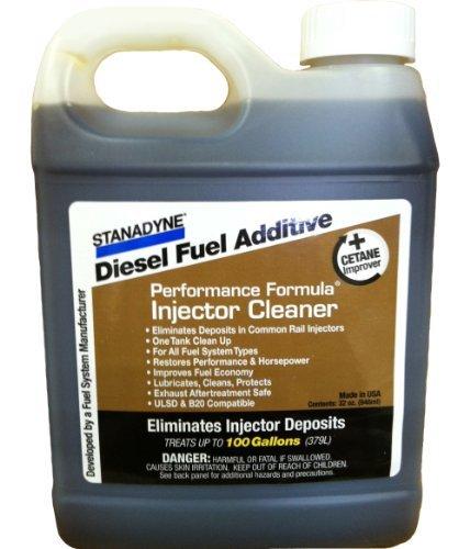 Stanadyne 43566 Performance Formula Injector Cleaner, 32. Fluid_Ounces
