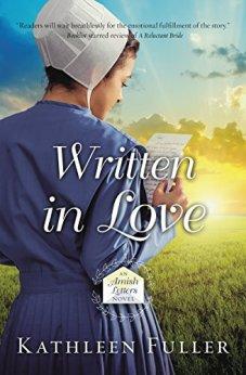 Written in Love (An Amish Letters Novel) by [Fuller, Kathleen]