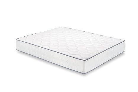 Eminflex Firenze Materasso Touch Foam Bianco A Una Piazza E Mezza 120x200