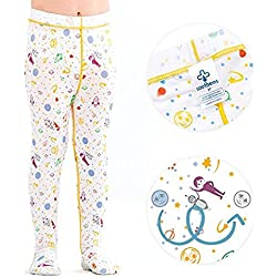 Eczema Itch & Rash Relief Sleep Leggings for Moderate to Severe Eczema Treatment for Kids - Also Used as Wet Wrap Therapy Clothing