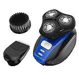 Remington XR1400 Verso Wet & Dry Men's Shaver & Trimmer Grooming Kit, Men's Electric Razor, Facial Cleaning Brush, Beard Trimmer