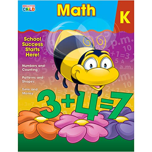 Math, Grade K (Brighter Child: Grades K)
