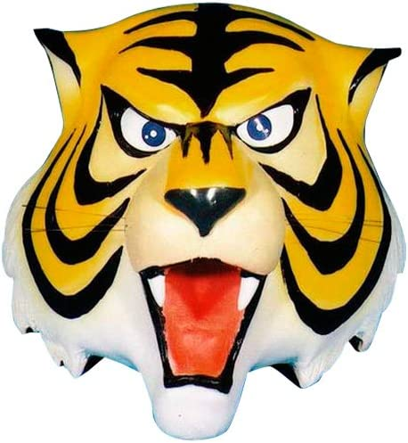 Rubber mask Tiger mask