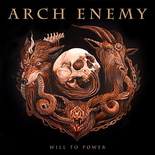 Arch Enemy - Will To Power (2017) [FLAC] Download