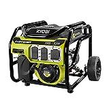 Ryobi 3,600-Watt 212cc Gasoline Powered Portable Generator