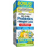 Purely Inspired Probiotics + Weight Loss 84 Ct