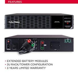 CyberPower-BP48VP2U02-Extended-Battery-Module-48V70A-2U-RackTower