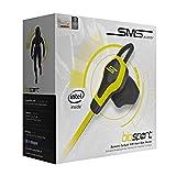 SMS Audio BioSport Wired Earbuds, Yellow (SMS-EB-BIOSPRT)