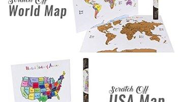 U.S. State Map Postcard Set of 50. Modern post cards variety ...