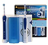 Oral-B Professional Care Oxyjet+ 3000 Rechargeable Toothbrush and Irrigator (AC 100V-240V Freevolt) - International Version