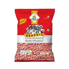 Organic Raw Peanuts