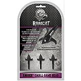 Ramcat Smoke Small Game Head 3 Pack Smoke Game Head 3 Pack, Silver