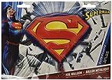 """Anagram International Superman Emblem Pack, 26"""""""