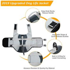 AOFITEE-Dog-Life-Jacket-Pet-Safety-Vest-Adjustable-Dog-Lifesaver-Ripstop-Pet-Life-Preserver-with-Rescue-Handle-for-Small-Medium-and-Large-Dogs-5-Sizes
