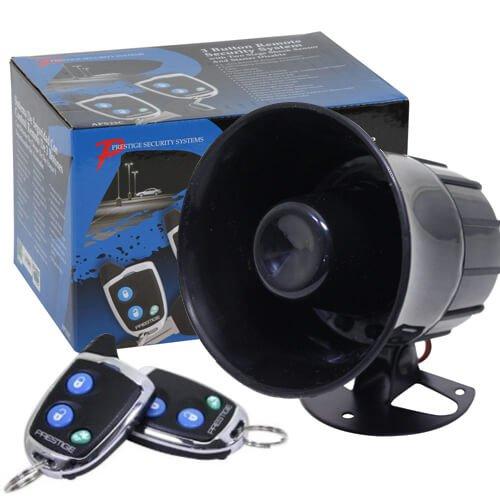 Audiovox Prestige APS25C Standard Security Alarm System