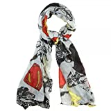 Batman VS Superman Dawn Of Justice DC Comics Viscose Scarf