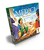 Grail Games Medici: The Card Game Strategy Board Game