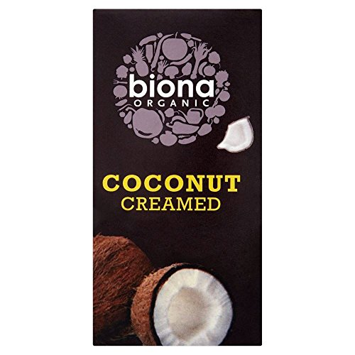 Biona Organic Creamed Coconut (200g) - Pack of 2