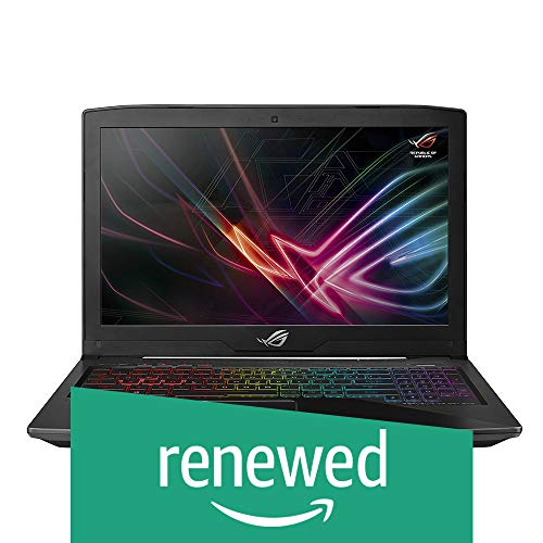 (Renewed) Asus ROG Strix GL503GE-EN169T 15.6-inch Laptop (8th Gen Intel Core i5-8300H Processor 2.3 GHz/8GB/1TB/Windows 10/GDDR5 4GB Graphics), Aluminum 35