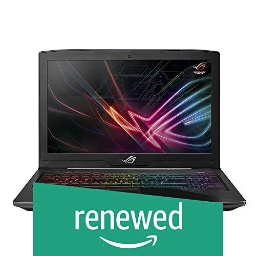 (Renewed) Asus ROG Strix GL503GE-EN169T 15.6-inch Laptop (8th Gen Intel Core i5-8300H Processor 2.3 GHz/8GB/1TB/Windows 10/GDDR5 4GB Graphics), Aluminum 1