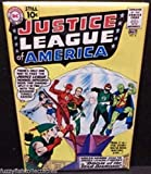 Justice League America #4 Comic Book Cover 2 x 3 Fridge Locker MAGNET