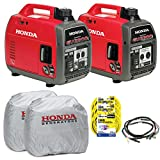 Honda EU2200i and EU2200ic Companion Inverter Generator Parrallel Combo Kit
