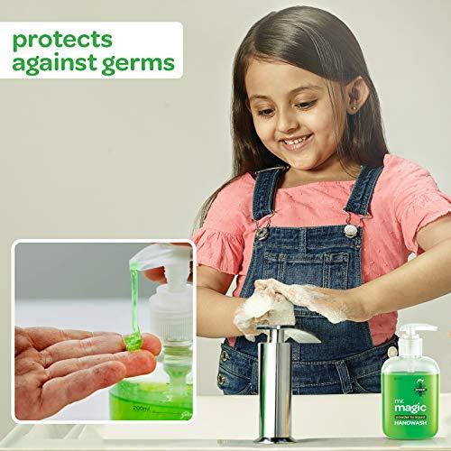 513CZEjulxL - Godrej Protekt Mr. Magic Powder-to-Liquid Handwash Refill, (makes 200ml)