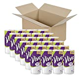 VIVA Choose-A-Sheet* Paper Towels, White, Big Roll, 24 Rolls
