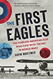 The First Eagles: The American Pilots Who Flew With the British, Became Aces, and Won World War I