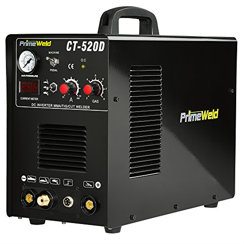 PrimeWeld-3-in-1-50-Amp-Plasma-Cutter-200-Amp-TIG-Welder-and-200-Amp-Stick-Welder-Welding-and-Cutting-Combo-Mobile-Welding-Machine-Portable-Plasma-Cutter-Multipurpose-Welder-and-Cutter-CT-520D