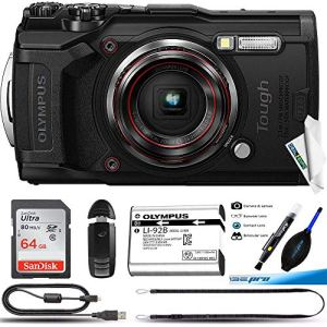 Olympus Tough TG-6 Bundle