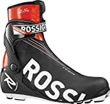 Rossignol X10 Skate Cross-Country Ski Boots, NNN Sole, Size 44 (US Men's 10)