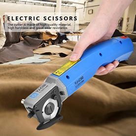 ZJchao-Electric-Scissors-Electric-Rotary-Fabric-Cutting-Machine-Electric-Round-Cutting-Machine-4500-RPM-for-Cutting-Fabric-Leather-Carpet-and-Cardboard