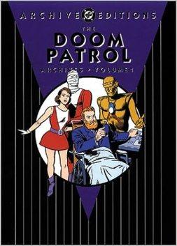Image result for doom patrol archives
