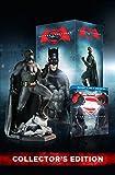 Batman v Superman: DOJ (Amazon-Exclusive) (Batman Figurine) (Ultimate Edition Blu-ray + Theatrical Blu-ray + DVD + UltraViolet Combo Pack)