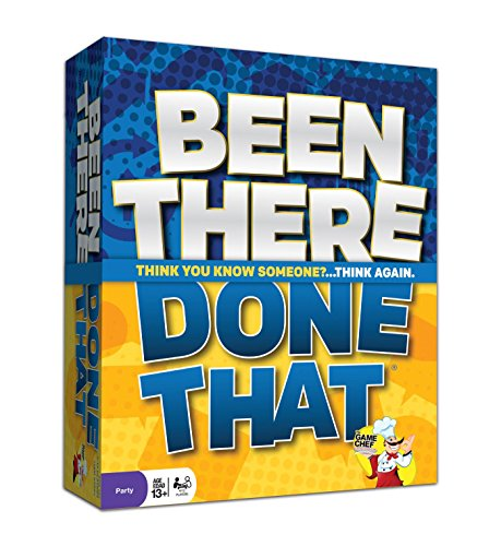 Been There Done That - Fun Icebreaker Party Game to Play with Friends and Family! Perfect for Parties, Game Nights and Groups.