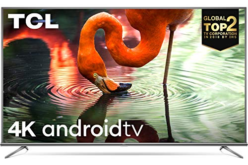 TCL 108 cm (43 inches) 4K Ultra HD Smart Certified Android LED TV 43P8E (Black) (2019 Model) 79