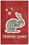 """Monty Python, Holy Grail, That is NO Ordinary Rabbit Word Art Print Poster (12"""" x 18"""") by Artist Stephen Poon."""