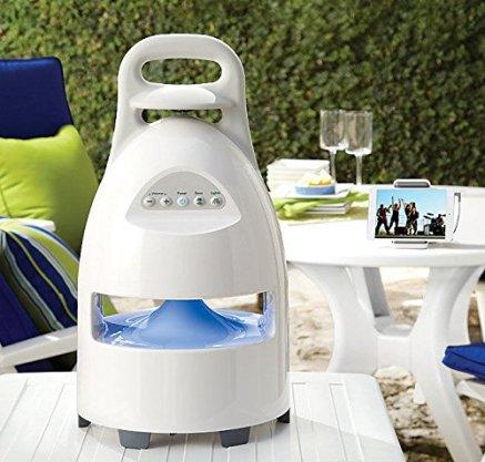 Outdoor Wireless Speaker and Dock