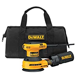 DEWALT D26453K Variable Speed Random Orbit Sander Kit - Best Overall, Runner-Up