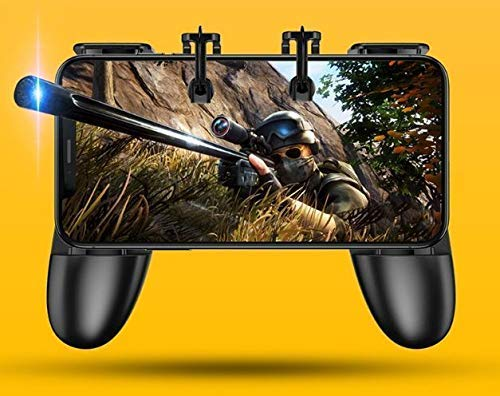 PUBG 3 in 1 Game Fire Button Aim Key Smart Phone Trigger R1 L1 Gamepad Mobile Gaming Handle Shooter Controller