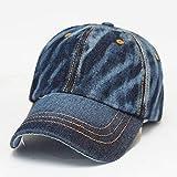 HYIRI Hip-Hop Baseball Cap FullPackable Boonie Retro Flat Snapback Hat