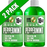 Lab Bulks Essential Oil Bulk Essential Oil, Peppermint, 32 Fluid Ounce