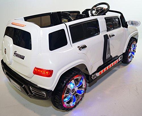 KIDS-CAR power wheels 4 DOORS- CAR  With Parent REMOTE