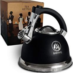 Barvivo Whistling Tea Kettle