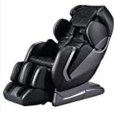Titan Pro- Alpha Full Body Massage Chair, New Arm Design, L-Track Roller Design for under Buttocks, Space Saving Feature, Zero Gravity Position, Foot Rollers