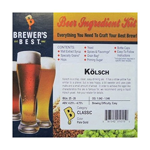Kolsch Homebrew Beer