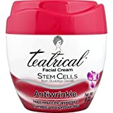 TEATRICAL Anti-wrinkle Cream, Floral, 8 Ounce