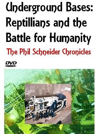 Bases subterrâneas, reptilianos e a batalha pela humanidade