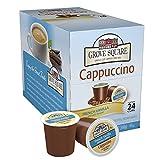 Grove Square Cappuccino, French Vanilla, 24 count
